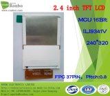 """2.4 """" 240*320 MCU 16bit 37pin breiter Ansicht-Winkel TFT LCD mit Touch Screen"""