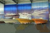 le bateau de pêche de 6.88m FRP Hangtong Usine-Dirigent