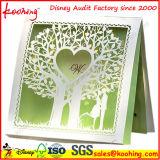 Cartão feito sob encomenda/cartões/cartão de casamento cartão do convite