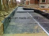 HDPE impermeable Geomembrane, río, charca de pescados, membrana del HDPE de la piscina