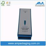 Caja de regalo de papel rígido empaquetado cosmético