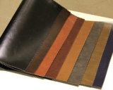 미치 말 단화를 위한 가죽 풀업 가죽 PU, 의복, 부대, 훈장 (HS-Y73)