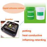 Het Dichtingsproduct van het goede Potting van de Prijs RTV2 RubberSilicone van het Hoofd silicone van de Bestuurder