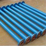 24 fabricantes inconsútiles alineados de cerámica del tubo de acero de la pulgada