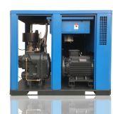 Capacité à deux étages d'air de compresseurs d'air de vis grande
