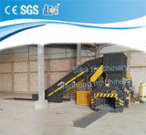 Польностью автоматический горизонтальный Baler бумаги Waster Hba80-11075