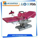 외과 장비 병원 전기 휴대용 부인과학 검사 테이블 (GT-OG100)