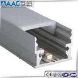 알루미늄 알루미늄 밀어남 단면도 C 채널 및 U 채널