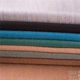 Tessuti Mixed delle lane per i pantaloni o il pannello esterno in azzurro profondo