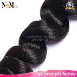 Волосы Remy девственницы 100% бразильские (QB-BVRH-LW)
