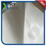 Bande adhésive de tissu en verre de fibre de silicones