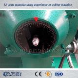 Équipement de mélange de caoutchouc à ajustement électrique avec deux rouleaux