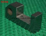 サンドブラスティングの機械化の部品の熱処理を用いるCNCの旋盤によって機械で造られる部品