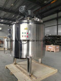 良質3000リットルのステンレス鋼のシロップの廃油の予混合タンク
