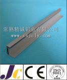6063 perfis de alumínio da oxidação de prata (JC-P-83029)