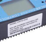 регулятор обязанности автоматической работы 12V 24V солнечный с выходом USB