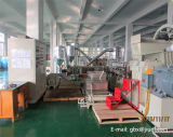 Chaîne de production à deux étages molle de granulatoire de PVC