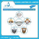 LED PAR56 18W 12V Natación Lámpara RGB caliente Blanco Blanco