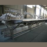 Taglierina manuale dei pesci della macchina elaborante dei pesci della Tabella di taglio del pesce dell'acciaio inossidabile 304