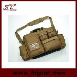 tactical Nylon Hand Carring Laptop Bag Briefcase Airsoft Company肩の吊り鎖袋