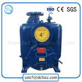 De 4 pouces d'individu d'amoricage pompe à eau d'égout centrifuge d'entrave non