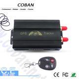 GPS van de Auto van Coban GPS van de Drijver Tk103b GSM GPS van de Drijver de Volgende Drijver In real time van het Merkteken voor Sos van de Micro- GPS Volgende Afstandsbediening