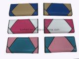 De Grote Grootte van het Effect van het lapwerk Dame Purse/Contrast Color Wallet