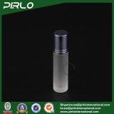 rolo do vidro 10ml geado no frasco com rolo de vidro e o tampão azul
