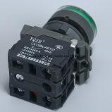 Переключатель кнопка Keyway 22mm загоранный