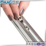 Het Profiel van de Uitdrijving van de Groef van het aluminium/van het Aluminium T en van de Groef van V voor Lopende band en Machine