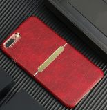 Caso de 2017 células de cuero/del teléfono móvil para el iPhone 7
