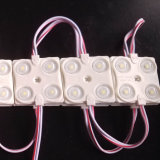 Iluminação exterior 1.44W do sinal do diodo emissor de luz com 4 diodos emissores de luz
