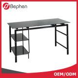 컴퓨터 책상 테이블 컴퓨터 테이블은 유리제 컴퓨터 테이블을 그린다