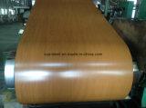 Aço Prepainted Coil/PPGL do Al-Zn do Galvalume Coils/55%
