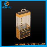 Batom de empacotamento do cosmético da impressão dos PP do animal de estimação do PVC