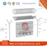 China Supplier Triangle Bending Fence Netting