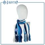 Do Knit original do turco do OEM lenço acrílico com etiqueta feita sob encomenda