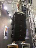 Se doblan 8 '' línea FAVORABLE altavoz audio del arsenal (EV281 EV118S) del poder más elevado