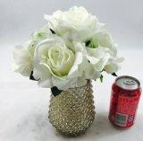 Grandi piante della decorazione dei fiori artificiali di formato