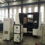 máquina de estaca do laser da fibra 1000W com bom desempenho da estaca