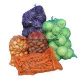Pp. gesponnener Breathable Gemüseineinander greifen-Beutel des brennholz-Bw124