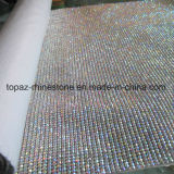 Стикер самоцвета листа стикера изготовленный на заказ Rhinestone стикеров акрилового кристаллический (TS-кристалл ab)