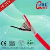 Câble électrique d'incendie résistant ignifuge du prix usine 2c +Earth