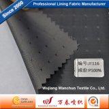 Qualitäts-Polyester-Schaftmaschine-Gewebe für Kleid-Futter Jt116