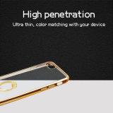 Neue Ankunft! GalvanisierenTPU Handy-Fall mit Ring-Halter für iPhone 7 7 Plus