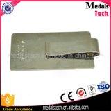 Clip suave de encargo del dinero del esmalte del acero inoxidable de la alta calidad