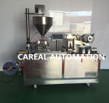Dpp-88y 자동적인 액체 또는 꿀 또는 잼 버터 또는 초콜렛 또는 교판 물집 포장기