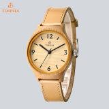 Relógio de pulso de madeira luxuoso direto da fábrica para as senhoras 71052
