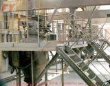 NPK肥料の方式肥料のための乾燥した粒状になる完全な装置