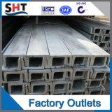 Профиль холоднопрокатный материалом c стальной/раздел/канал Q235